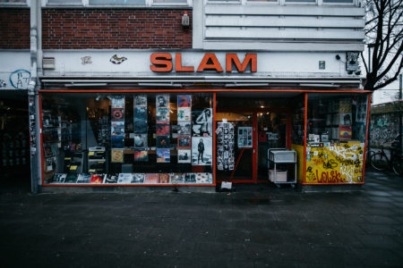 slam records